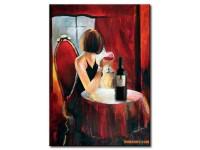Uống rượu vang đỏ giúp giảm stress và trầm cảm