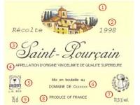 Hướng dẫn cách đọc thông tin trên nhãn rượu vang Pháp